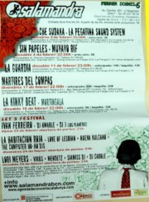 Moviditos TOUR 2006