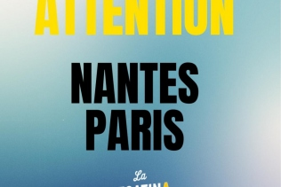 Information about concerts in Nantes and Paris